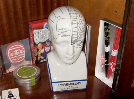 Phrenology-Head